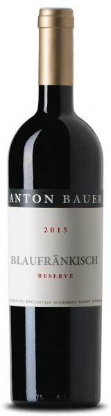 Bauer Anton, Blaufränkisch Reserve - L.E. 2017, Wagram
