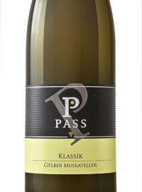 """Pass Johann, Gelber Muskateller """"Klassik"""" 2014, Weinviertel"""