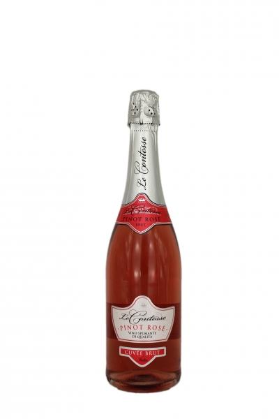 Le Contesse, Pinot Rosé Spumante Brut