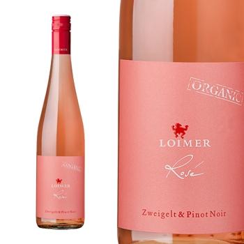 Weingut Loimer, Rosé - Zweigelt & Pinot Noir 2019 BIO, Kamptal