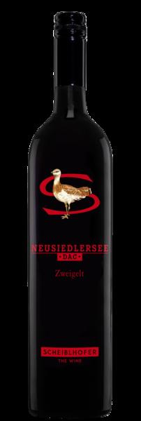 Scheiblhofer, Zweigelt Neusiedlersee DAC 2015, Andau