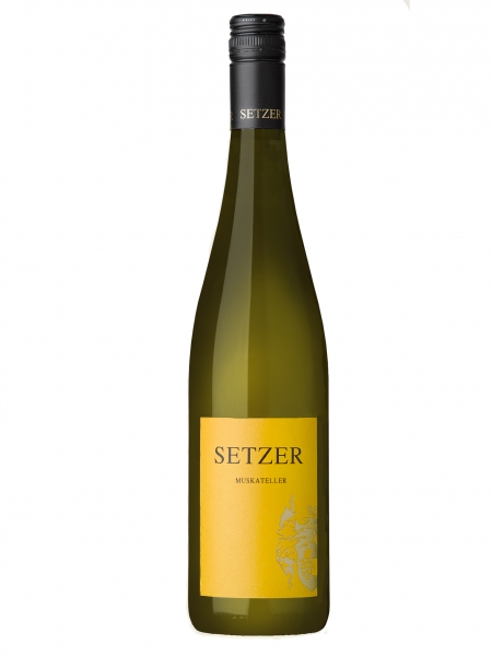 Setzer, Muskateller 2018, Weinviertel