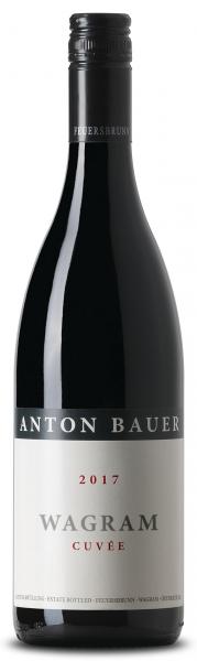 Bauer Anton, Wagram Cuveé 2017, Wagram