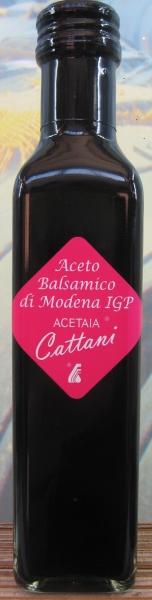 Casa del Balsamico, Cattani Aceto Balsamico di Modena IGP, 0,5 l