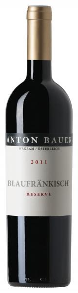 Bauer Anton, Blaufränkisch Reserve 2013, Wagram