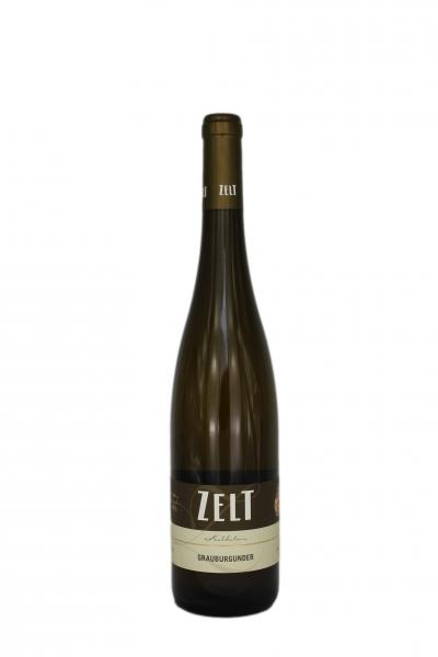 Weingut Zelt, Grauburgunder Laumersheimer vom Kalkstein 2012, Rheinland-Pfalz, 0,75 l