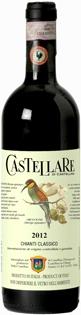 Castellare di Castellina, Chianti Classico 2014, Toskana