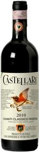 Castellare di Castellina, Chianti Classico Riserva 2013, Toskana