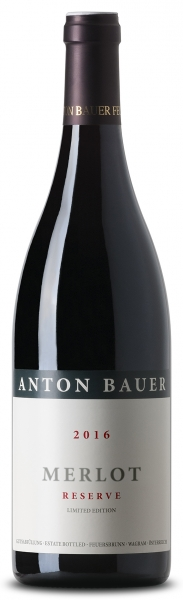 Bauer Anton, Merlot Reserve - L.E. 2017, Wagram