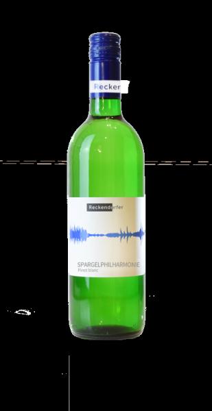 """Reckendorfer, Pinot Blanc """"Spargelphilharmonie"""" 2020, Weinviertel"""