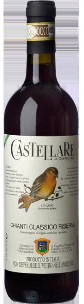Castellare di Castellina, Chianti Classico Riserva 2017, Toskana