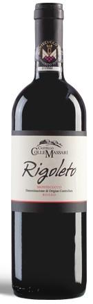 ColleMassari, Rigoleto Montecucco Rosso DOC 2013, Montalcino