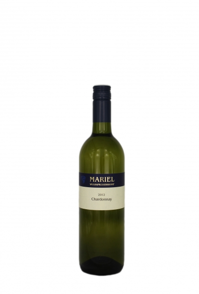 Mariel, Burgenland, Chardonnay 2012
