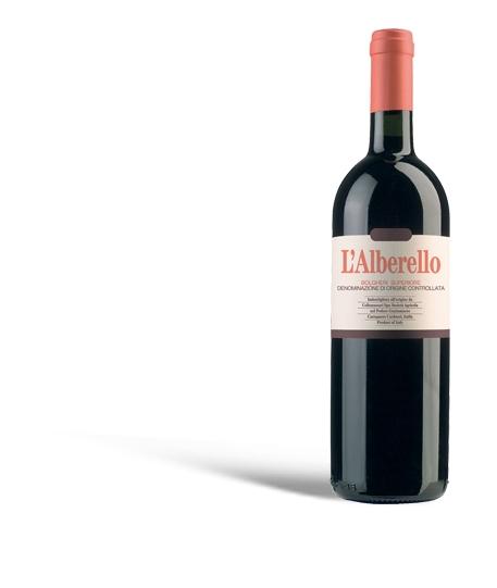 Grattamacco, L`Alberello Rosso Bolgheri Superiore 2013 DOC, Bolgheri