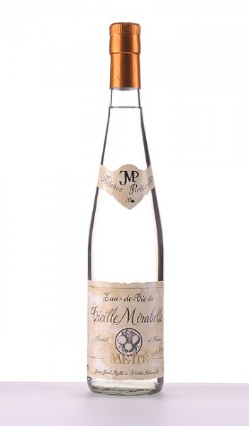Jean-Paul Metté, Elsass, Eau-de-Vie d'Alsace, Vieille Mirabelle (alte Mirabelle), 0,7 l