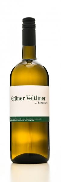 Weixelbaum, Grüner Veltliner Landwein, Kamptal, 1l