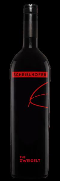 Scheiblhofer, The Zweigelt Qualitätswein 2015, Andau