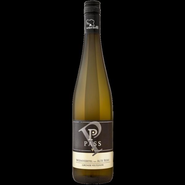Pass Johann, Grüner Veltliner Weinviertel DAC Alte Rebe 2018, Weinviertel