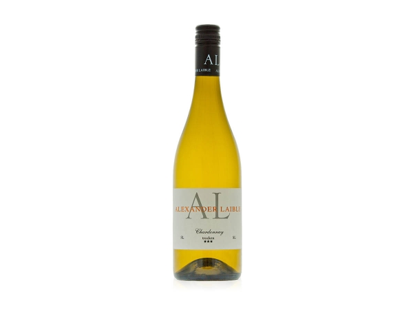Alexander Laible, Chardonnay trocken SL 2020 ***, Baden