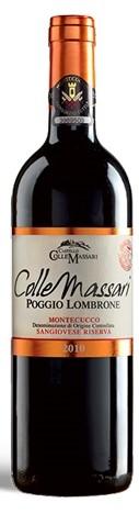 ColleMassari, Poggio Lombrone Sangiovese Riserva DOCG 2013, Montalcino