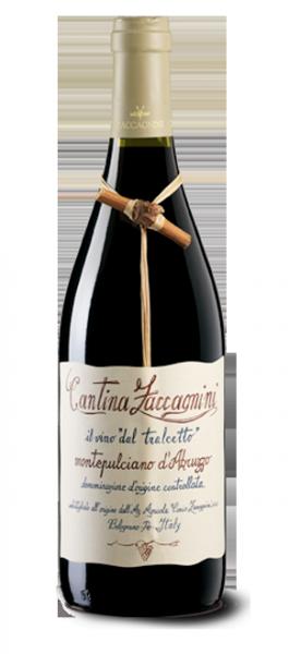 Zaccagnini, Montepulciano d'Abruzzo Tralcetto, Abruzzen
