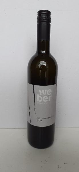 Weber, Bio-Wein, Blütenmuskateller 2020, Weinviertel