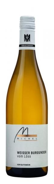 Weingut Michel, Weißer Burgunder Gutswein vom Löss 2019, Baden