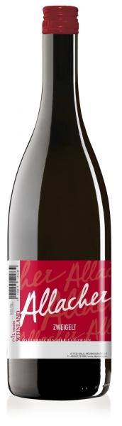 Allacher, Landwein rot, Neusiedlersee, 1 l