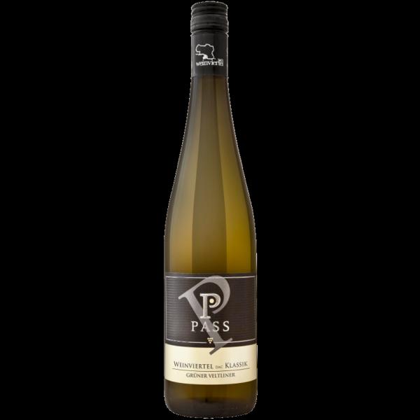 Pass Johann, Grüner Veltliner Weinviertel DAC Klassik 2018, Weinviertel