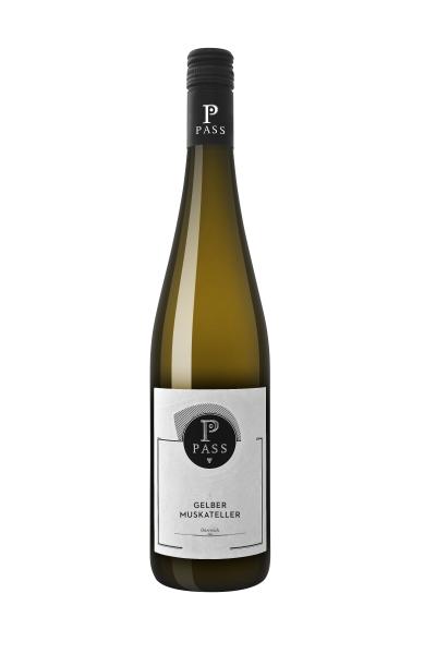 Pass Johann, Gelber Muskateller 2020, Weinviertel