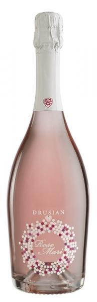 Drusian, Spumante Rosé Mari, Valdobbiadene