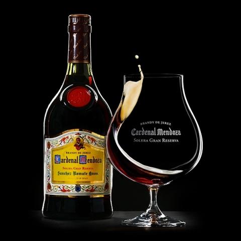Sanchez Romate Hnos S.A., Cardenal Mendoza Brandy