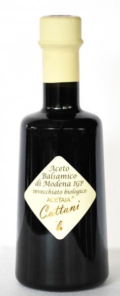Casa del Balsamico, Cattani Aceto Balsamico di Modena IGP invecchiato, 0,25 l