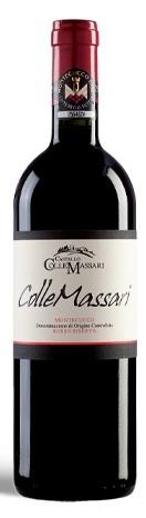 ColleMassari, Montecucco Rosso Riserva DOC 2014, Montalcino