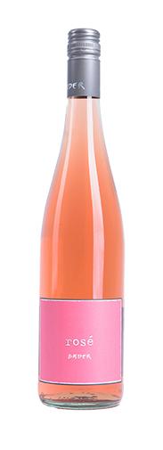 Bäder, Rosé trocken 2020, Rheinhessen