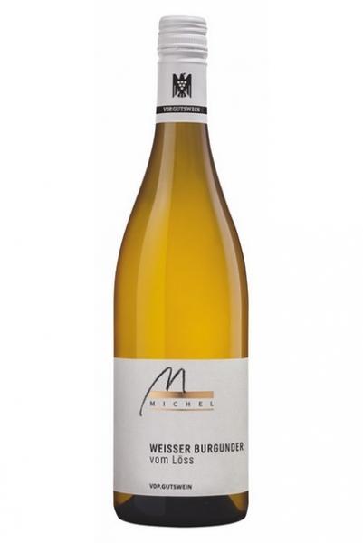 Weingut Michel, Weißer Burgunder Gutswein vom Löss 2018, Baden