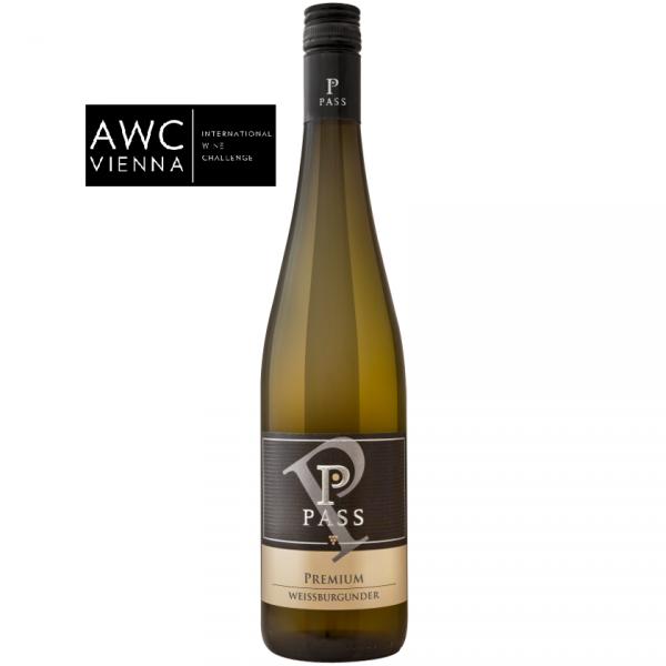 Pass Johann, Weißburgunder Premium 2019, Weinviertel