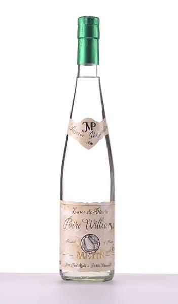 Jean-Paul Metté, Elsass, Eau-De-Vie d'Alsace, Poire William (Williams Birne) Réserve Particulière