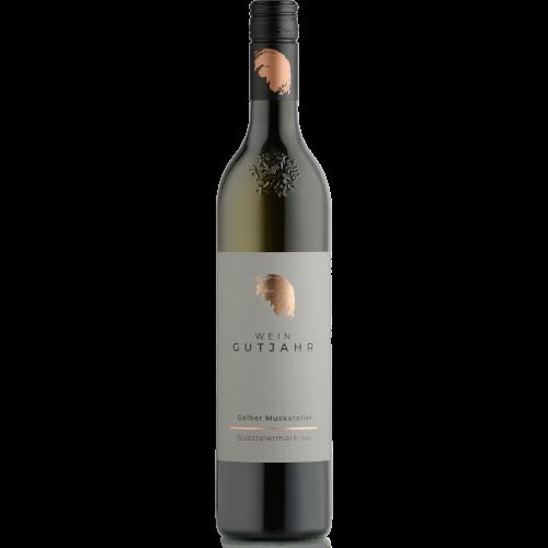 Weingut Gutjahr, Gelber Muskateller DAC 2020, Südsteiermark