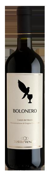 Torrevento, Bolonero Rosso 2012, Apulien