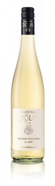Kölbl, Respizhof, Grüner Veltliner Classic 2020, Weinviertel