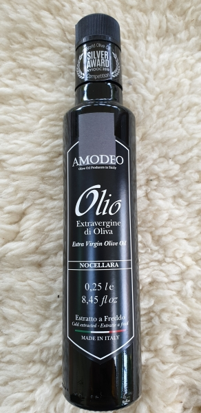 Amodeo, Extra Virgin Olive Oil, 0,25 l