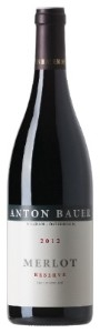 Bauer Anton, Merlot 2014 Reserve - Limited Edition, Wagram