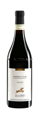Ca' del Baio, Barbera d'Alba Paolina 2013, Piemont