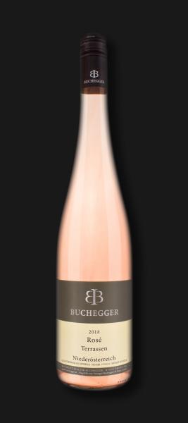 Buchegger, Rosé Terrassen 2020, Kremstal