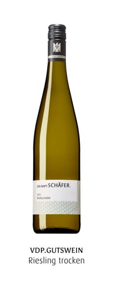 Schäfer J.B., Riesling 2019, Nahe