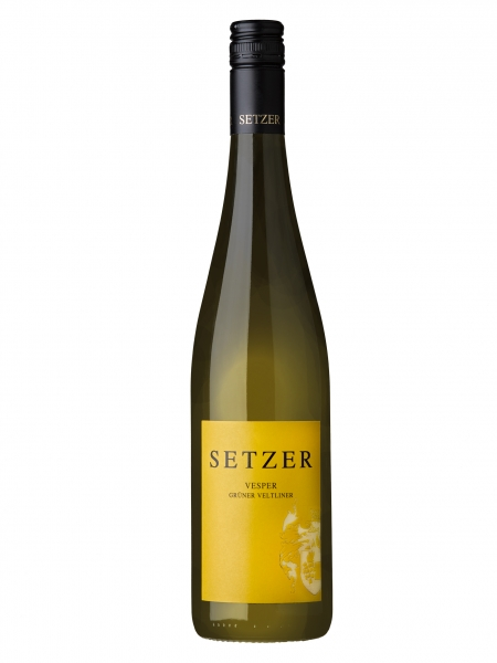 Setzer, Grüner Veltliner 2018, VESPER, Weinviertel