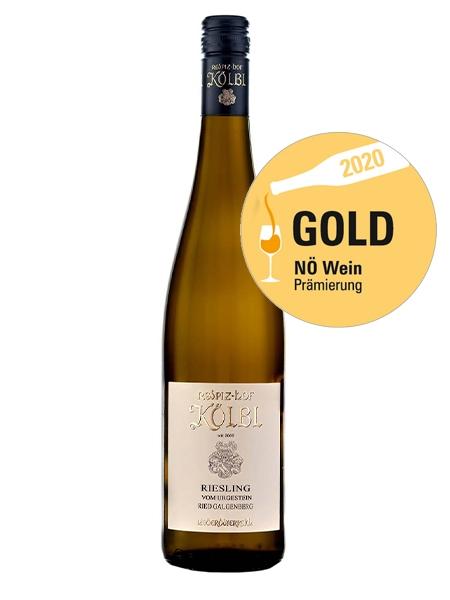 Kölbl, Respizhof, Riesling vom Urgestein Ried Galgenberg 2019, Weinviertel