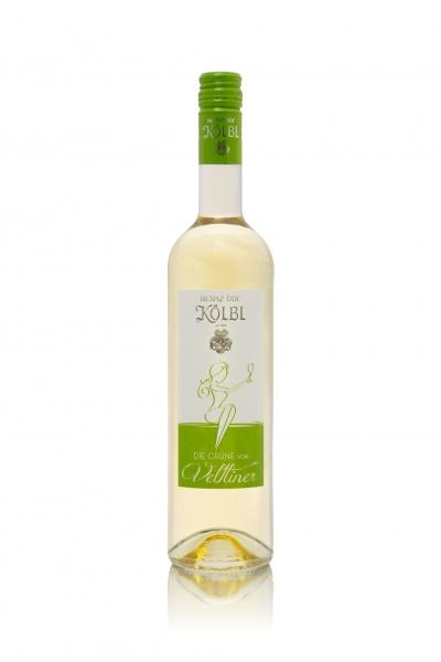 Kölbl, Respizhof, Die Grüne vom Veltliner 2020, Weinviertel