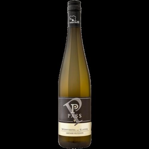Pass Johann, Grüner Veltliner Weinviertel DAC Klassik 2017, Weinviertel